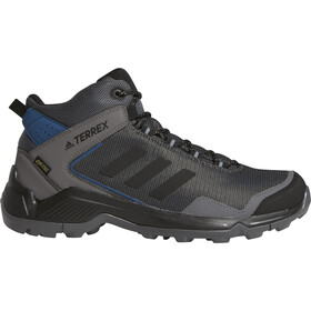 adidas TERREX Eastrail Mid Gore-Tex Zapatillas Senderismo Hombre, grey four/core black/grey three